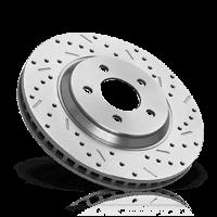 Высокоэффективный тормозной диск