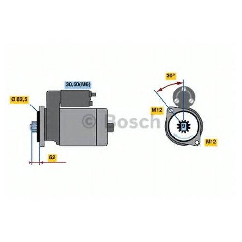 Bosch 0 986 022 460 Стартер