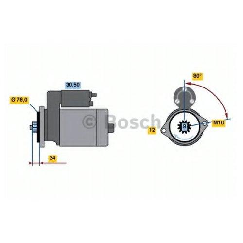 Bosch 0 986 022 621 Стартер