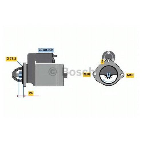 Bosch 0 986 022 880 Стартер