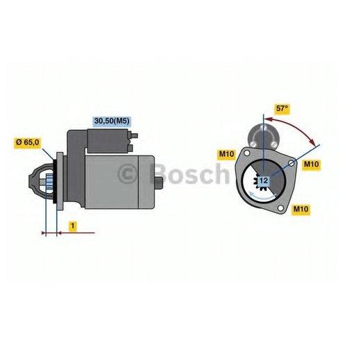 Bosch 0 986 022 910 Стартер
