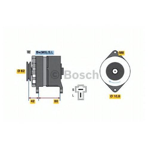 Bosch 0 986 032 661