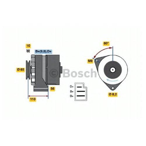 Bosch 0 986 033 180 Генератор