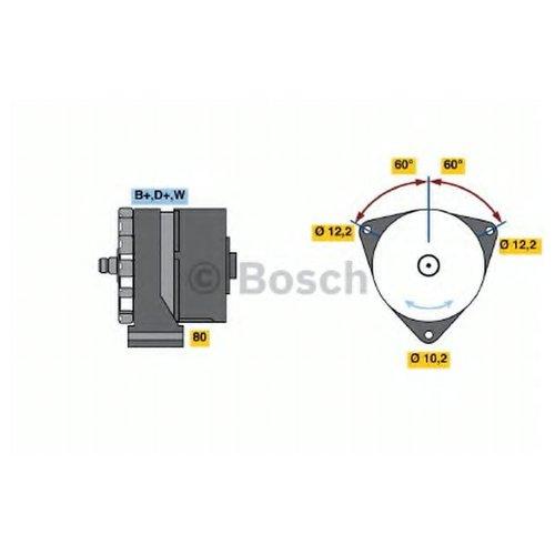 Bosch 0 986 033 570 Генератор