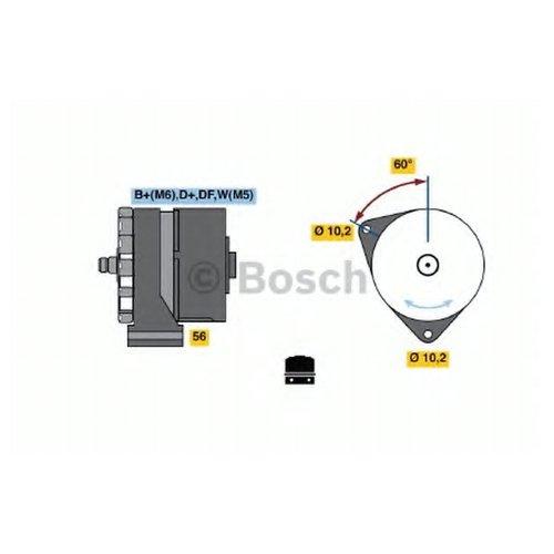 Bosch 0 986 033 620 Генератор