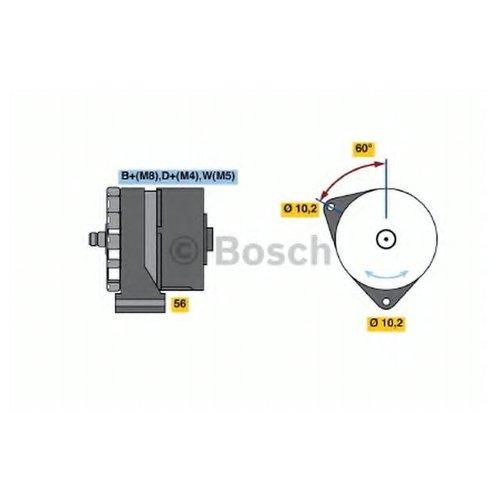 Bosch 0 986 034 070 Генератор