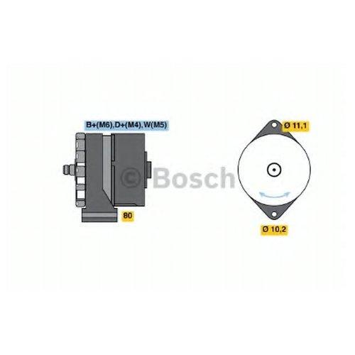 Bosch 0 986 034 210 Генератор