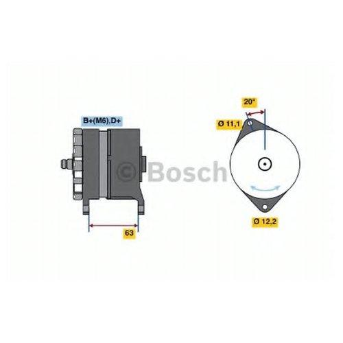 Bosch 0 986 034 420 Генератор