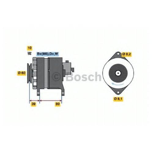 Bosch 0986034450 Генератор