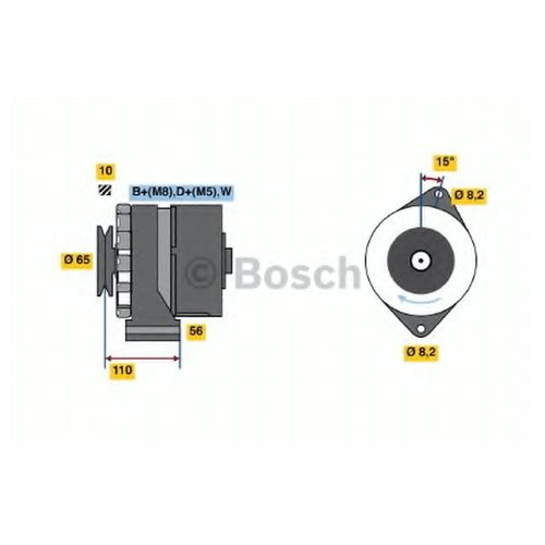 Bosch 0 986 034 560