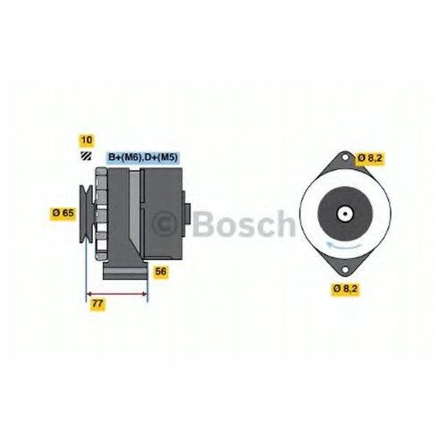Bosch 0 986 034 650 Генератор