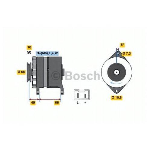 Bosch 0 986 034 780 Генератор
