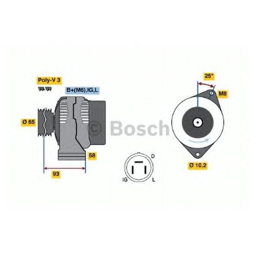 Bosch 0 986 035 111