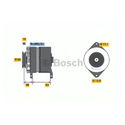 Bosch 0 986 035 630 Генератор