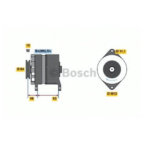 Bosch 0 986 035 760 Генератор