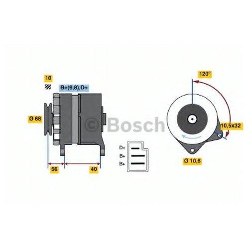 Bosch 0986035780