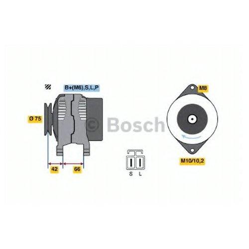 Bosch 0986036331 Генератор