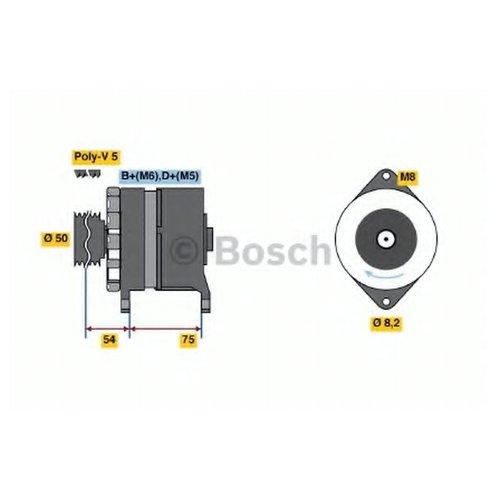 Bosch 0986036530 Генератор