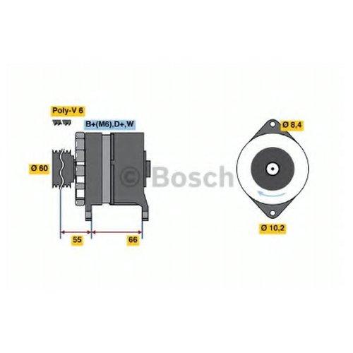 Bosch 0986036880 Генератор