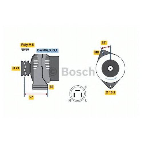 Bosch 0 986 037 011