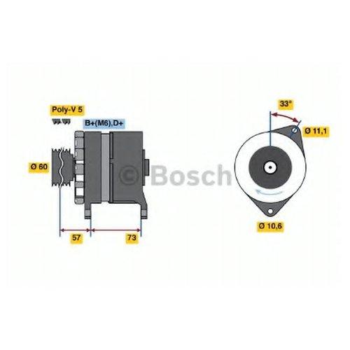 Bosch 0 986 037 130