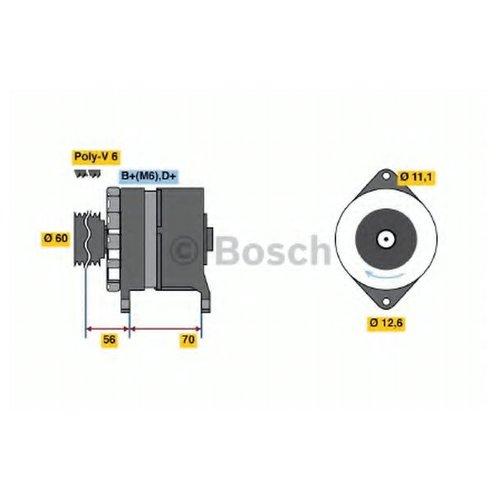 Bosch 0 986 037 140