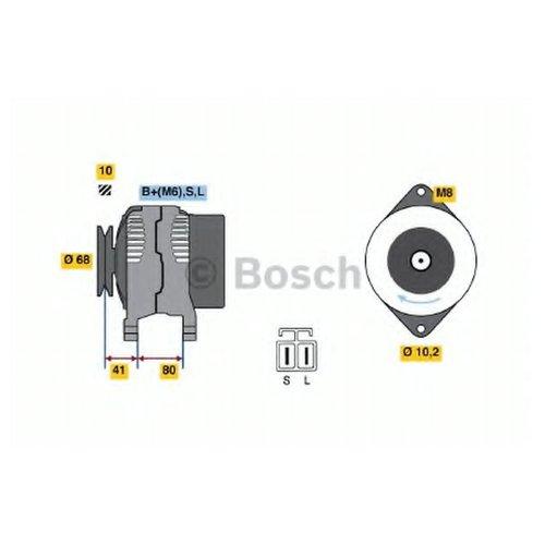 Bosch 0 986 037 521