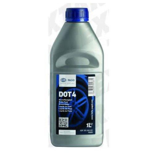 Hella 8DF 355 360-021 Жидкость тормозная